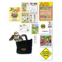 6-4511 Head Start Pedestrian and School Bus Safety Education Kit