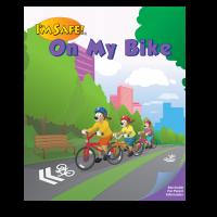 1-3230 I'm Safe! On My Bike Activity Book - English